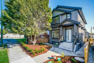 Main Photo: 3360 PARKER Street in Vancouver: Renfrew VE House 1/2 Duplex for sale (Vancouver East)  : MLS®# R2476707