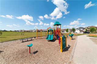 Photo 25: 3 Morava Way in Winnipeg: Amber Trails Residential for sale (4F)  : MLS®# 202018710