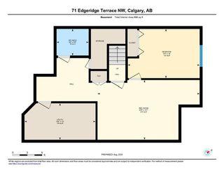Photo 33: 71 EDGERIDGE Terrace NW in Calgary: Edgemont Duplex for sale : MLS®# A1022795