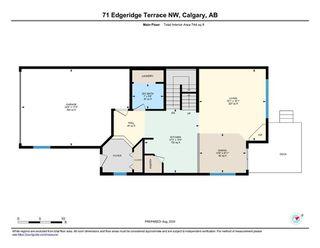 Photo 31: 71 EDGERIDGE Terrace NW in Calgary: Edgemont Duplex for sale : MLS®# A1022795