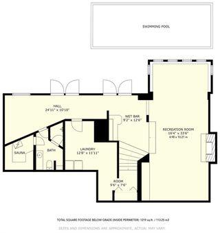 Photo 50: 13 GLEN MEADOW Crescent: St. Albert House for sale : MLS®# E4213681
