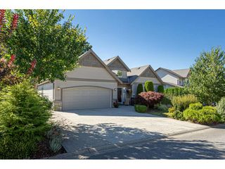 Main Photo: 35479 STRATHCONA Court in Abbotsford: Abbotsford East House for sale : MLS®# R2499418