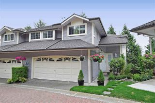 """Photo 1: 47 101 PARKSIDE Drive in Port Moody: Heritage Mountain Townhouse for sale in """"Treetops"""" : MLS®# R2507480"""