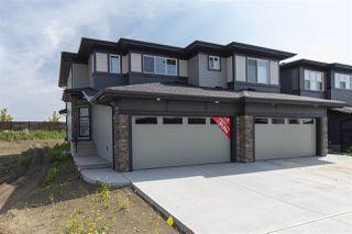 Main Photo:  in Edmonton: Zone 56 House Half Duplex for sale : MLS®# E4170125