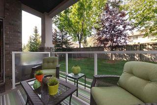 Photo 19: 112 612 111 Street in Edmonton: Zone 55 Condo for sale : MLS®# E4171035