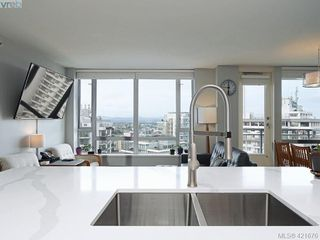 Photo 3: 1906 751 Fairfield Rd in VICTORIA: Vi Downtown Condo for sale (Victoria)  : MLS®# 834515