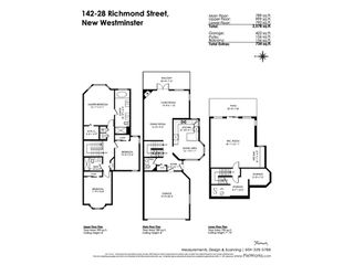 """Photo 20: 142 28 RICHMOND Street in New Westminster: Fraserview NW Townhouse for sale in """"CASTLE RIDGE"""" : MLS®# R2453840"""