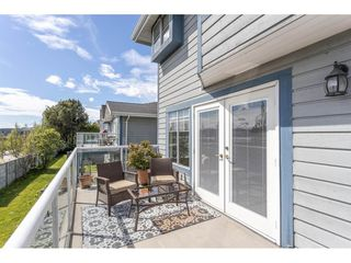 """Photo 17: 142 28 RICHMOND Street in New Westminster: Fraserview NW Townhouse for sale in """"CASTLE RIDGE"""" : MLS®# R2453840"""