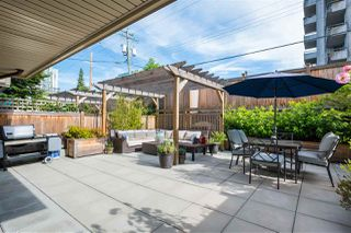 "Main Photo: 110 1266 W 13TH Avenue in Vancouver: Fairview VW Condo for sale in ""Landmark Shaughnessy"" (Vancouver West)  : MLS®# R2480095"