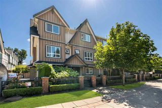 "Main Photo: 17 7393 TURNILL Street in Richmond: McLennan North Townhouse for sale in ""Karat"" : MLS®# R2480236"
