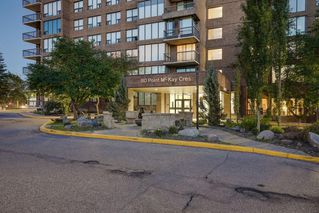 Main Photo: 1804 80 POINT MCKAY Crescent NW in Calgary: Point McKay Apartment for sale : MLS®# A1021455