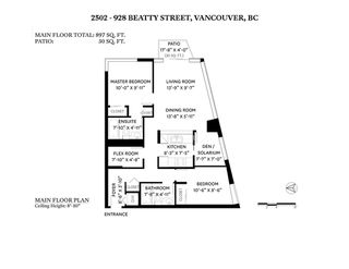 """Photo 31: 2502 928 BEATTY Street in Vancouver: Yaletown Condo for sale in """"THE MAX 1"""" (Vancouver West)  : MLS®# R2502198"""