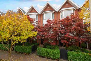 """Photo 1: 2158 W 8TH Avenue in Vancouver: Kitsilano Townhouse for sale in """"Handsdowne Row"""" (Vancouver West)  : MLS®# R2514357"""