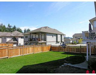 Photo 8: 34095 HIGGINSON CR in Abbotsford: Poplar House for sale : MLS®# F2618063