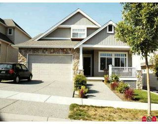 Photo 1: 34095 HIGGINSON CR in Abbotsford: Poplar House for sale : MLS®# F2618063