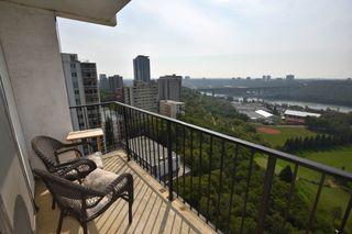 Photo 4: 1507 11307 99 Avenue in Edmonton: Zone 12 Condo for sale : MLS®# E4169319