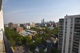 Photo 17: 1507 11307 99 Avenue in Edmonton: Zone 12 Condo for sale : MLS®# E4169319