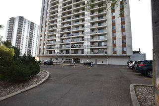 Photo 24: 1507 11307 99 Avenue in Edmonton: Zone 12 Condo for sale : MLS®# E4169319