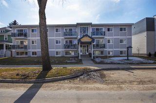 Photo 1: 106 10815 83 Avenue in Edmonton: Zone 15 Condo for sale : MLS®# E4169348