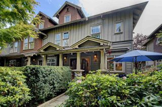 "Main Photo: 245 15 SIXTH Avenue in New Westminster: GlenBrooke North Townhouse for sale in ""Crofton"" : MLS®# R2396970"