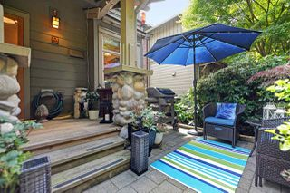"""Photo 16: 245 15 SIXTH Avenue in New Westminster: GlenBrooke North Townhouse for sale in """"Crofton"""" : MLS®# R2396970"""