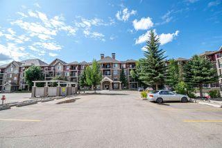 Photo 1: 206 2098 Blackmud Creek Drive SW in Edmonton: Zone 55 Condo for sale : MLS®# E4171435