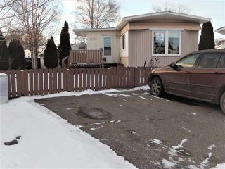 Photo 1: 2438 Lakeview Bay in Edmonton: Zone 59 Mobile for sale : MLS®# E4181185