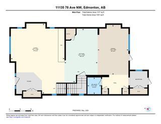 Photo 47: 11135 78 Avenue in Edmonton: Zone 15 House for sale : MLS®# E4197955