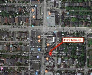 Photo 1: 4172 MAIN Street in Vancouver: Main Business for sale (Vancouver East)  : MLS®# C8032431