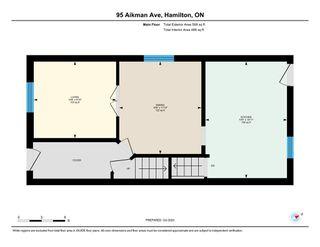 Photo 46: 95 Aikman Avenue in Hamilton: House for sale : MLS®# H4091560