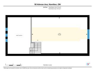 Photo 48: 95 Aikman Avenue in Hamilton: House for sale : MLS®# H4091560