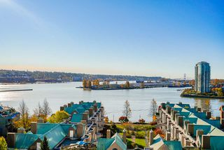"""Photo 4: 1207 1185 QUAYSIDE Drive in New Westminster: Quay Condo for sale in """"RIVIERA TOWERS"""" : MLS®# R2515860"""