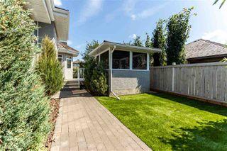 Photo 41: 32 Kingsmeade Crescent: St. Albert House for sale : MLS®# E4222456