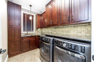 Photo 28: 32 Kingsmeade Crescent: St. Albert House for sale : MLS®# E4222456