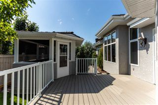 Photo 44: 32 Kingsmeade Crescent: St. Albert House for sale : MLS®# E4222456