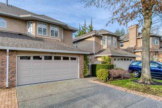 "Photo 1: 6273 W BOUNDARY Drive in Surrey: Panorama Ridge Townhouse for sale in ""LAKEWOOD HEIGHTS"" : MLS®# R2432070"