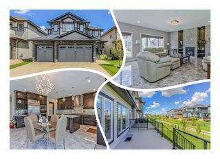 Photo 1: 2430 ASHCRAFT Crescent in Edmonton: Zone 55 House for sale : MLS®# E4188998