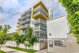 "Photo 1: 502 809 FOURTH Avenue in New Westminster: Uptown NW Condo for sale in ""Lotus"" : MLS®# R2468849"