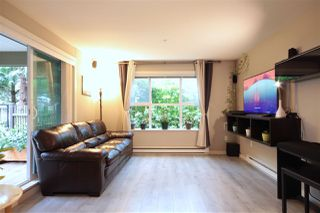 "Photo 2: 113 5889 IRMIN Street in Burnaby: Metrotown Condo for sale in ""MACPHERSON WALK"" (Burnaby South)  : MLS®# R2473579"