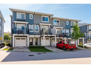 Photo 1: 60 10735 84 Avenue in Delta: Nordel Townhouse for sale (N. Delta)  : MLS®# R2493402