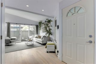 "Photo 4: 2411 W 5TH Avenue in Vancouver: Kitsilano Townhouse for sale in ""BALSAM CORNERS"" (Vancouver West)  : MLS®# R2500440"