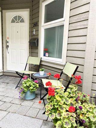 "Photo 22: 2411 W 5TH Avenue in Vancouver: Kitsilano Townhouse for sale in ""BALSAM CORNERS"" (Vancouver West)  : MLS®# R2500440"