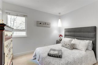 "Photo 12: 2411 W 5TH Avenue in Vancouver: Kitsilano Townhouse for sale in ""BALSAM CORNERS"" (Vancouver West)  : MLS®# R2500440"