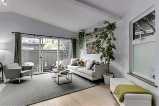 "Photo 2: 2411 W 5TH Avenue in Vancouver: Kitsilano Townhouse for sale in ""BALSAM CORNERS"" (Vancouver West)  : MLS®# R2500440"