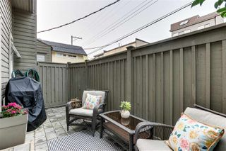 "Photo 20: 2411 W 5TH Avenue in Vancouver: Kitsilano Townhouse for sale in ""BALSAM CORNERS"" (Vancouver West)  : MLS®# R2500440"