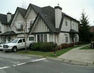 "Main Photo: 18883 65TH Ave in Surrey: Cloverdale BC Townhouse for sale in ""Applewood"" (Cloverdale)  : MLS®# F2700564"