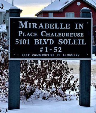 Photo 2: 21 5101 Soleil Blvd: Beaumont House Half Duplex for sale : MLS®# E4185986