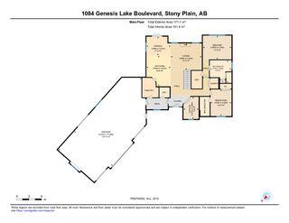 Photo 37: 1084 GENESIS LAKE Boulevard: Stony Plain House for sale : MLS®# E4186444
