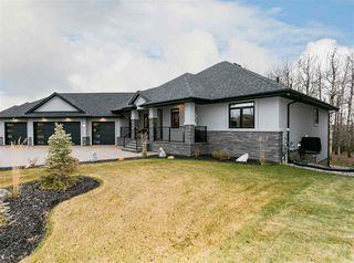 Photo 1: 1084 GENESIS LAKE Boulevard: Stony Plain House for sale : MLS®# E4186444