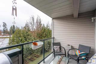 """Photo 18: 306 33718 KING Road in Abbotsford: Central Abbotsford Condo for sale in """"College Park Place"""" : MLS®# R2447601"""